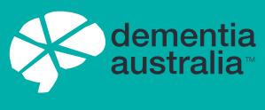 Dementia Australia - Melbourne VIC Logo