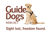 Guide Dogs NSW/ACT - Phillip ACT Logo