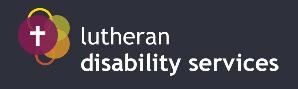 Lutheran Disability Services - Sefton Park SA Logo