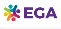 EGA Community Program Centre -  Maitland NSW Logo