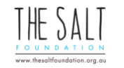 The Salt Foundation - Heidelberg West VIC Logo