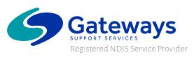 Gateways Support Services - Werribee, VIC Logo