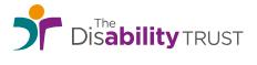 Disability Trust - Bega NSW Logo