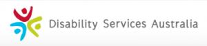 Disability Services Australia - Mascot NSW Logo