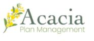 Acacia Plan Management - Sherwood QLD Logo