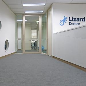 The Lizard Centre - Camberwell VIC Logo