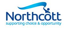 Northcott - Oak Flats NSW  Logo
