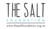 The Salt Foundation - Frankston VIC Logo