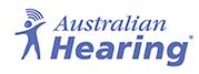Australian Hearing - Macquarie University NSW Logo