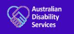 Australian Disability Services - Auburn NSW  (2) Logo